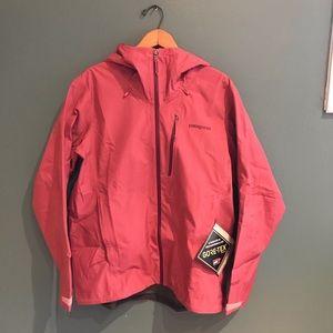 Patagonia Women's Calcite Jacket pink large 84996